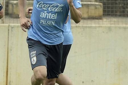 No hurry to start Suarez
