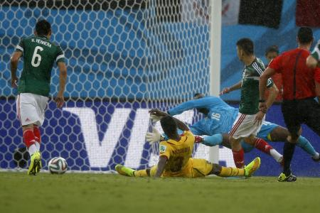 Justice served as Mexico win
