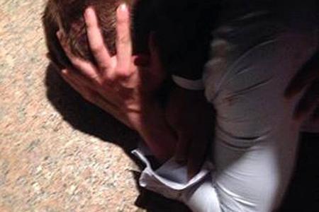 Victim was 'lying lifelessly on the floor'
