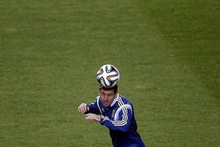 Messi's World Cup quest begins