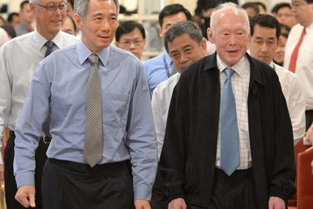 PM Lee's Father's Day greeting goes viral