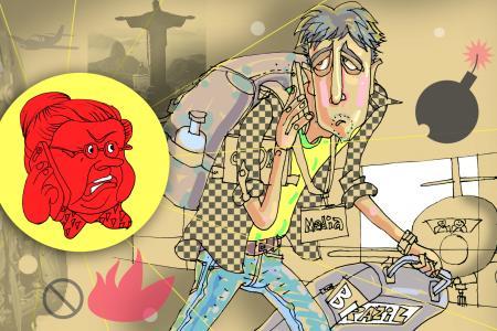Die die cannot die in Brazil