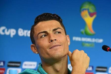 Ronaldo fit to face Germany