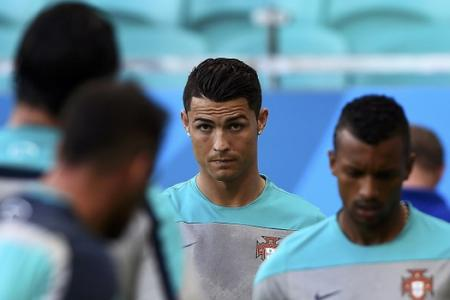 Ronaldo '100 per cent fit' to play Germany
