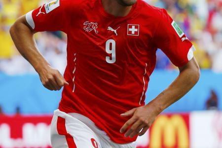 Hitzfeld: Kudos to Seferovic and Behrami
