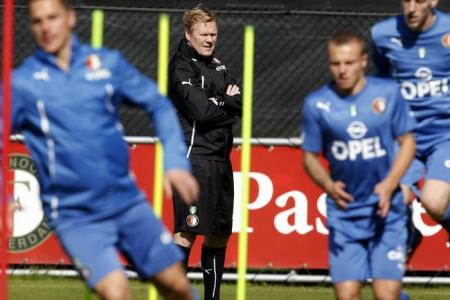 Southampton name Ronald Koeman as new boss