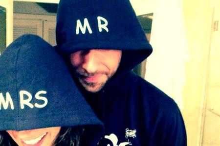Zachary Levi and Missy Peregrym secretly marry in Maui
