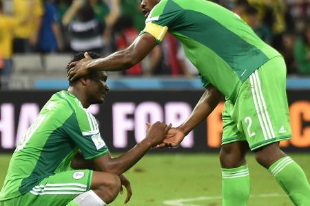 Nigeria and Iran fire blanks in 0-0 draw