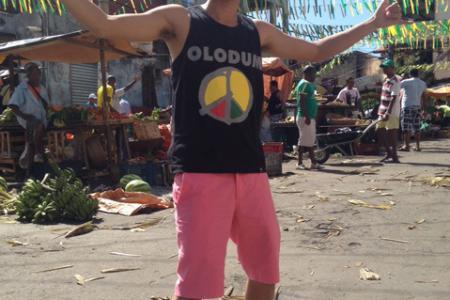 Beng in Brazil: Visiting the favela