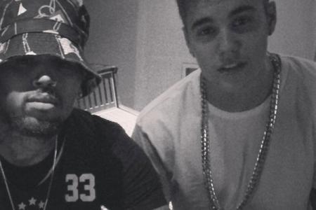 Justin Bieber and Chris Brown reunite