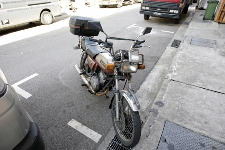Teen killed over noise from his motorbike
