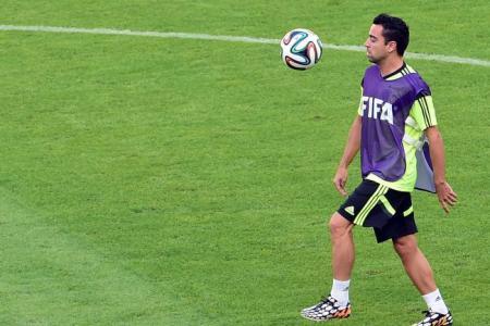 First Cesc, now Xavi? Barcelona legend set to leave