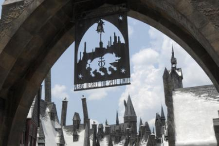 Harry Potter's Diagon Alley to open in Universal Orlando
