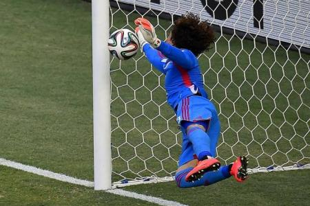 Tactics and goalkeeper help Mexico hold Brazil