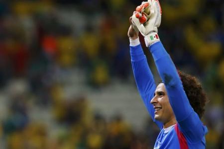 Remember the name: Guillermo Ochoa