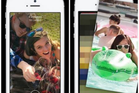 Facebook aims Slingshot at Snapchat
