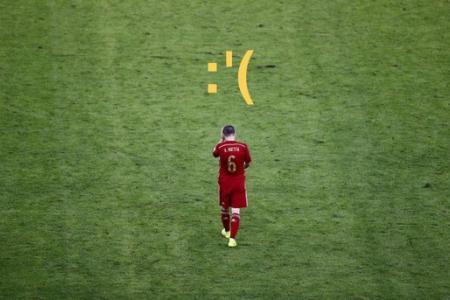 The Spanish goodbye