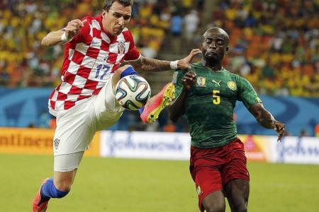 Cameroon crash out of World Cup