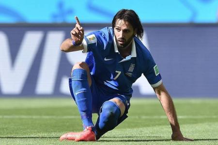 Japan, Greece have goals in mind