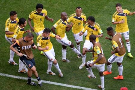 James Rodriguez stars in Colombia's win over Ivory Coast