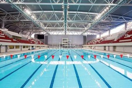 Sports Hub pool free to public for a month