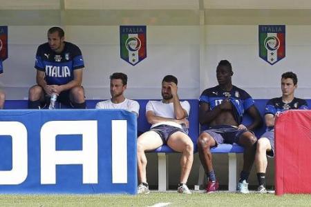 Italy wary of Costa Rica, not the heat