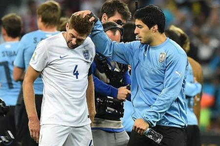 Pitiful Gerrard and poor England
