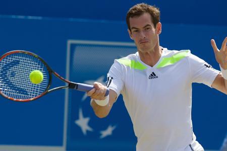 Murray, Djokovic on Wimbledon semi-final collision course