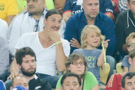 Zlatan thinks the World Cup is worth watching after all