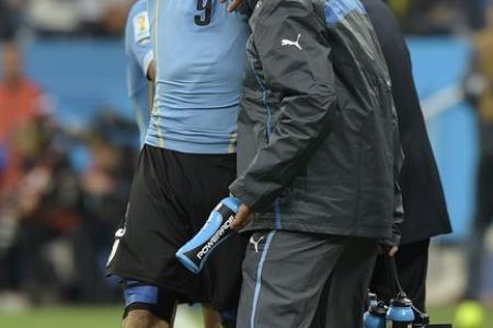 Miracle man! Uruguay team physio delayed cancer treatment to help Suarez
