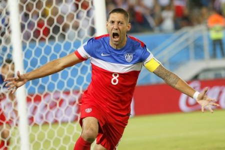 Team USA's Clint Dempsey wants to be a rapper