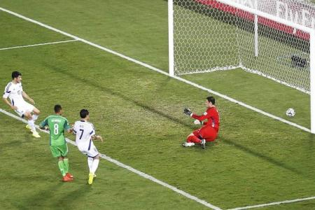 Odemwingie goal gives Nigeria their first win since 1998