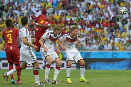 Klose rescues  Germany with record-equalling 15th goal