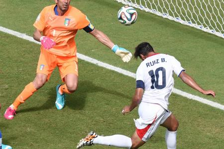 Thrilling Costa Rica can make World Cup history