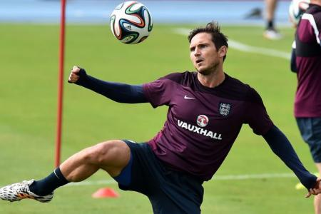 Lampard to captain England against Costa Rica