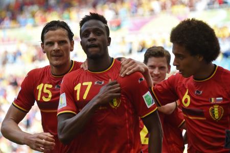 Super-sub Origi gives Belgium late winner
