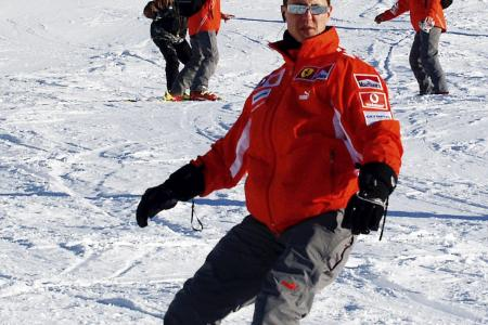 Schumacher 'medical' documents stolen