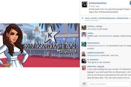 Be a virtual Kardashian