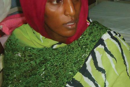 Freed: Sudan woman who was supposed to hang