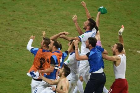 Dramatic Ivory Coast elimination