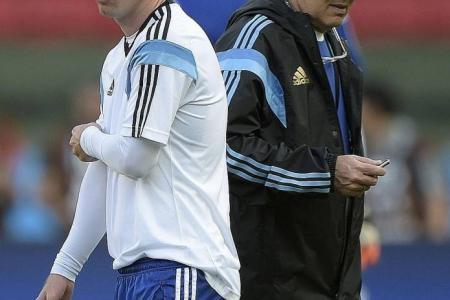 Sabella urges Argentina to improve