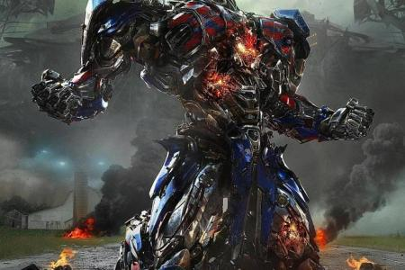 Michael Bay remodels Transformers franchise with new parts