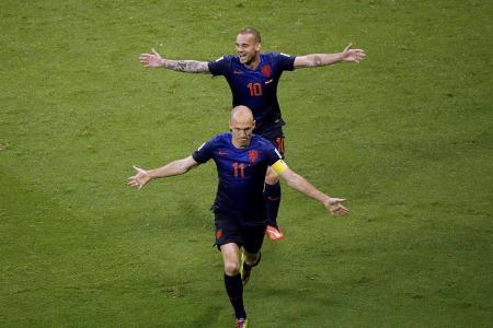Robben best in the world