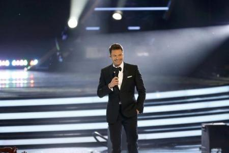 Seacrest now hosts on all 4 US networks