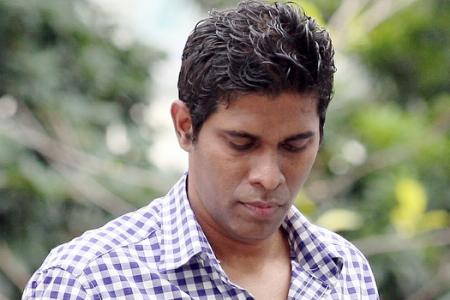 Finland unable to send Wilson Raj back to Singapore