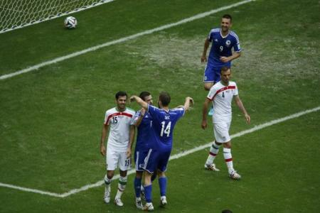 Bosnia Herzegovina record first victory in World Cup