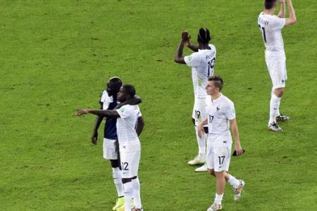 Second string France held to a goalless draw by Ecuador