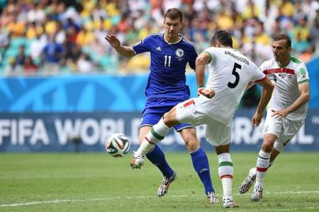 Iran go home after 3-1 loss to Bosnia