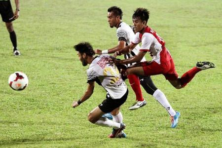 No relegation, as LionsXII beat T-Team for 8th spot