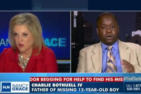 Father learns on live TV that missing son is found in home basement
